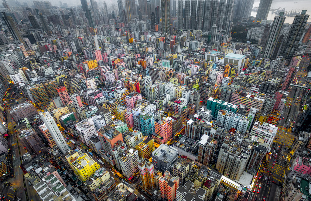 Andy Yeung Drone Photography – Hong Kong Urban Jungle