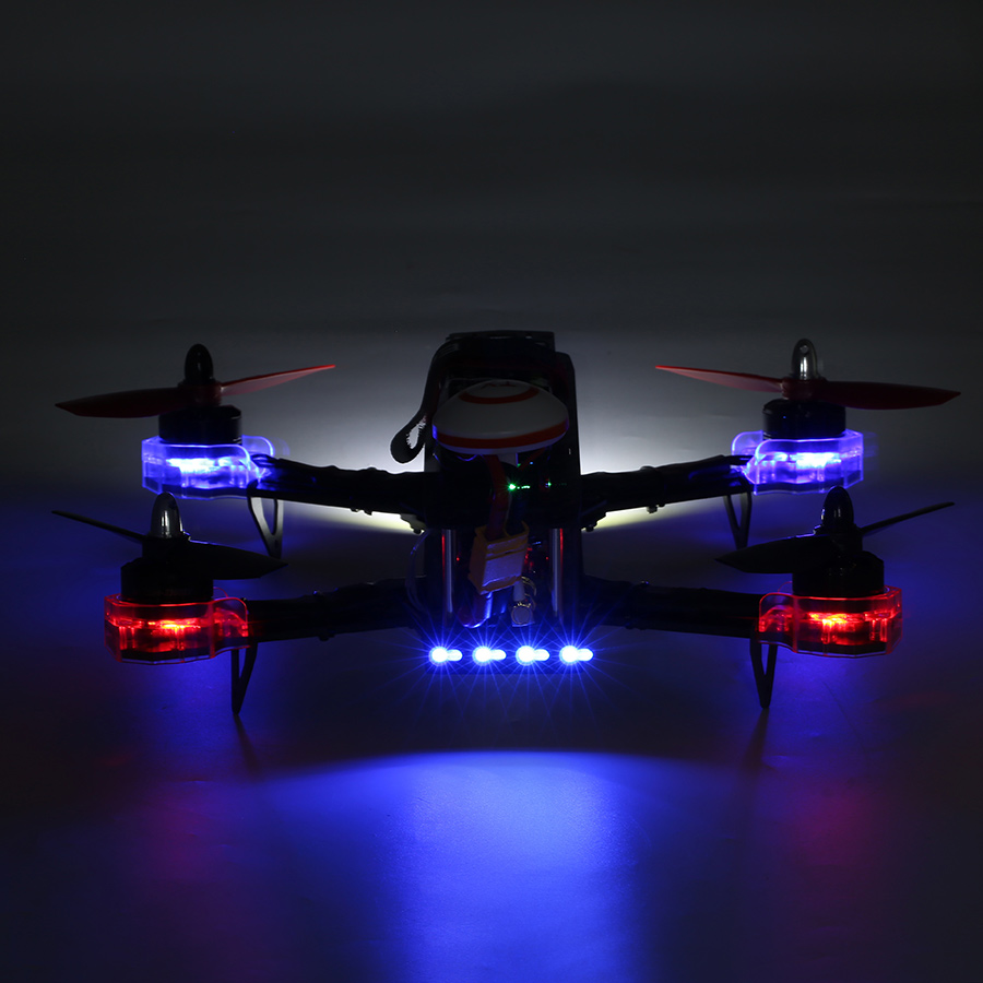 Whats New With The Falcon 250 Pro FPV Racing Quadcopter