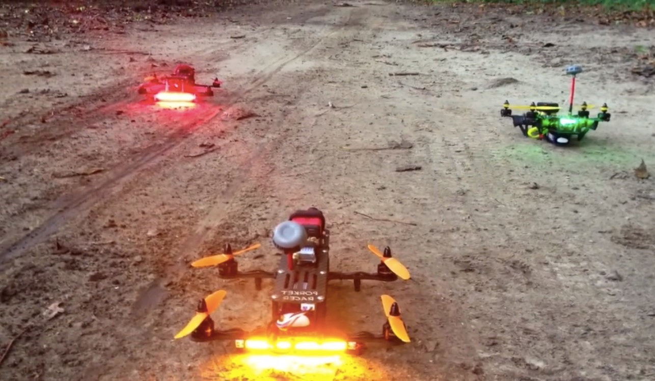 FPV Quadcopter Kits: Some Racing Drones are Bought, Winning Drones are Built