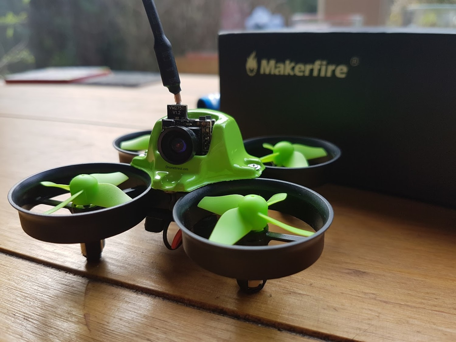 MakerFire TinyWhoop Review and Giveaway