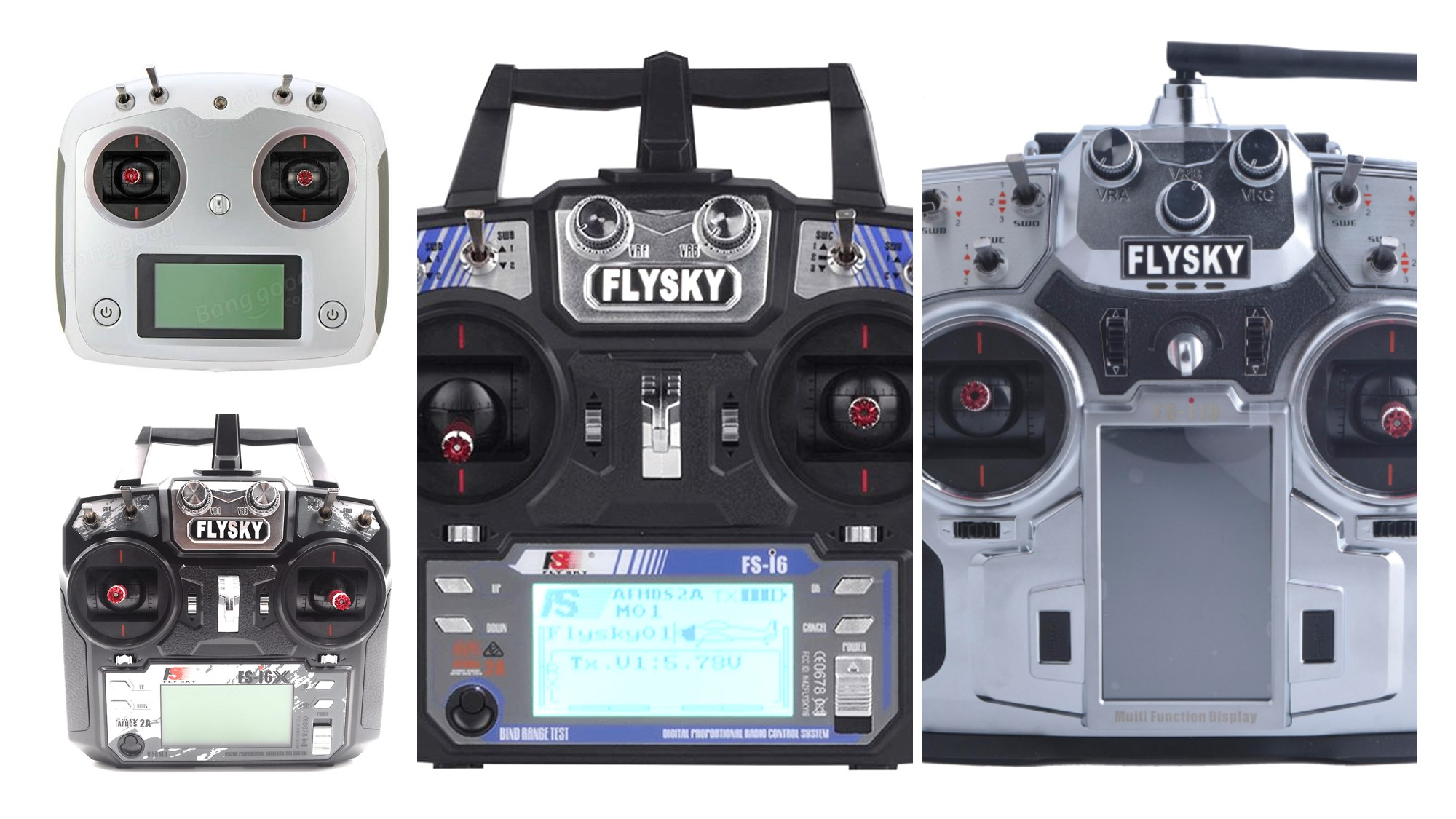 Flysky Radios 🎮 and Receivers 📻 for FPV Quadcopters – Which One Should You Buy?