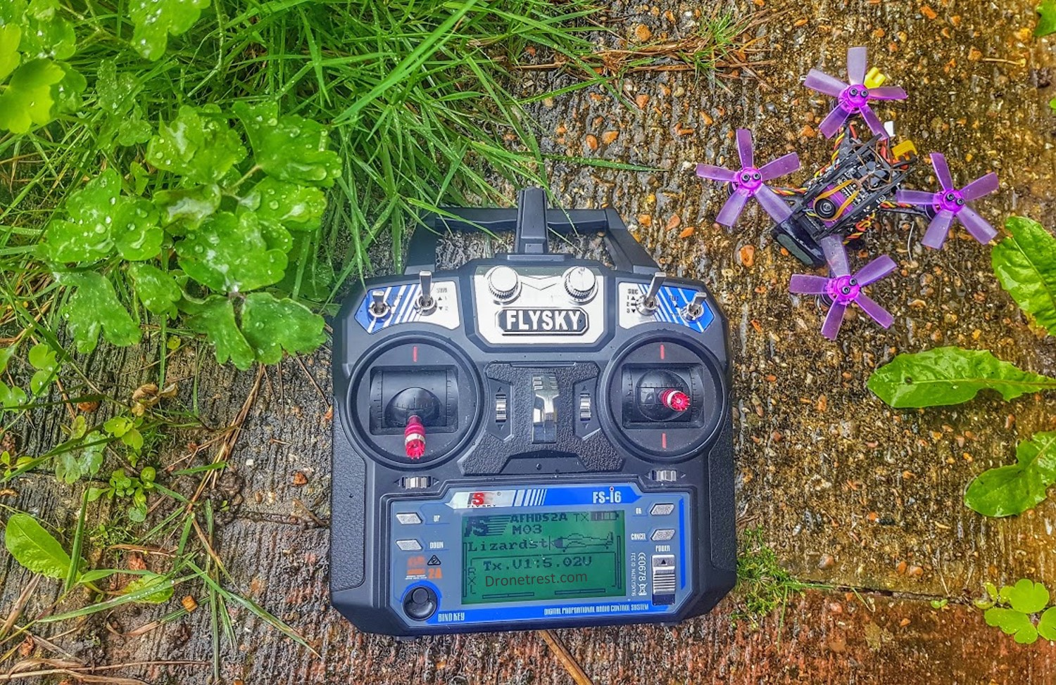 How To Bind And Setup Your Flysky Radio For A Quadcopter Drone