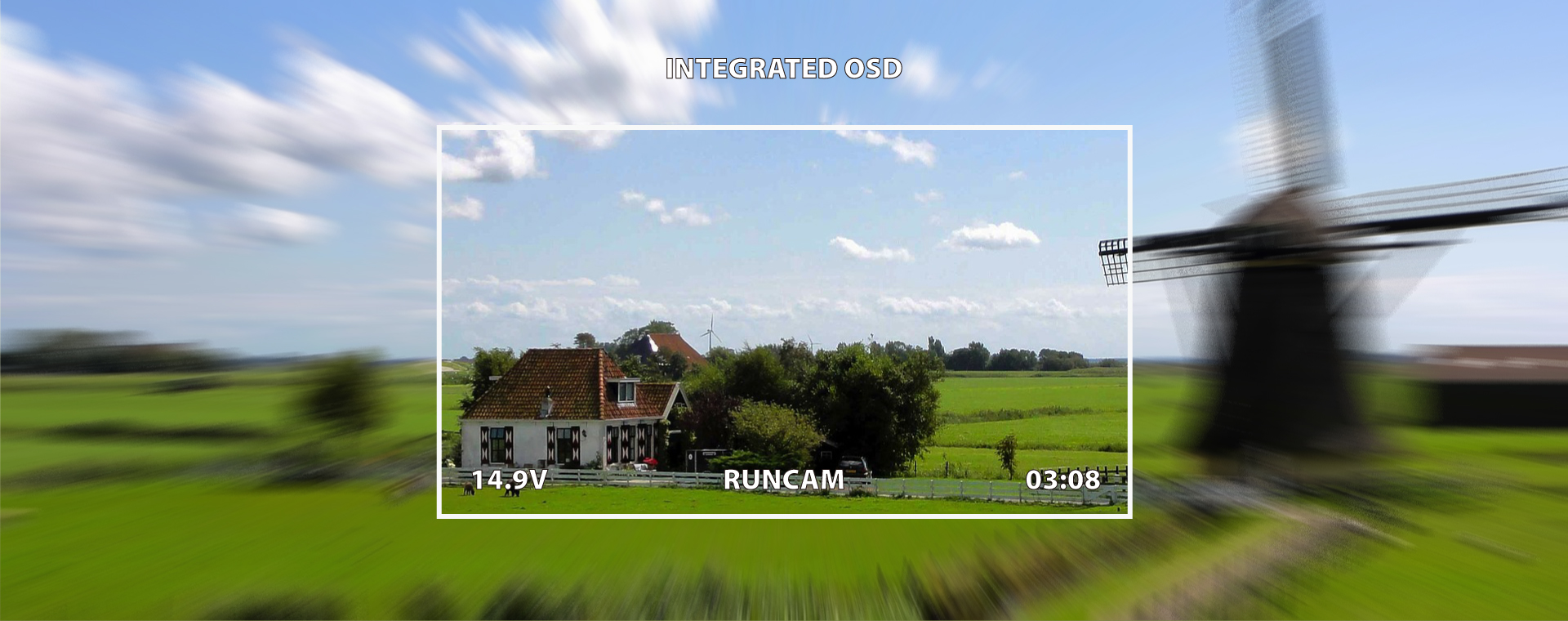 Runcam-integrated-OSD